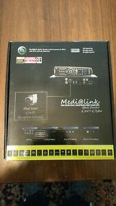 Medi@link Medialink Black Panther 1Card + 1CI Plus Sat Receiver