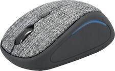 Speedlink PC Wireless Optical Mouse Cius - Grey Ambidextrous New