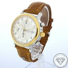 Maurice Lacroix Les Classiques Stahl Vergoldet 40mm Herren Automatik Uhr xxyy