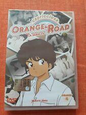 Capricciosa Orange Road El Serie TV Kimagure Vol.4 Yamato Video DVD Nuevo York