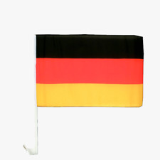 German Flag Car Window Pole Decoration – An Exhibition of Patriotism!