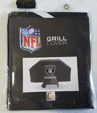 Oakland Raiders Economy Team Logo BBQ Gas Propane Grill Cover - NEW