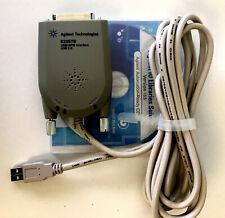 NEW Agilent 82357B USB/GPIB Interface High-Speed USB 2.0 with CD Driver USA Ship