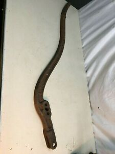 ANTIQUE  HAND WELL WATER PUMP HANDLE ONLY  CAST IRON PRIMITIVE 40in