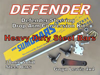 Defender steering drop arm ball joint conversion, repair kit SUMOBARS RGB000010