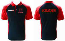 Dodge Charger SRT8 Polo Shirt