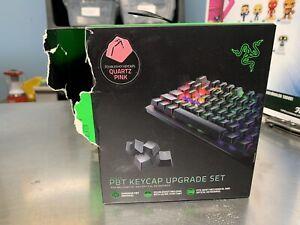 Razer Doubleshot PBT Keycap Upgrade Set for Mechanical & Optical Keyboard Ripped