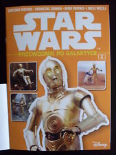 Polish Magazine STAR WARS No 4 - C-3PO on cover - New! - Gift STICKERS!