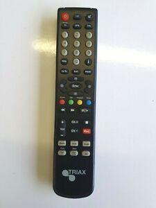 GENUINE Triax TR112 Saorview Box Remote Control