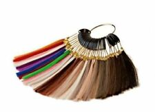 HAIR EXTENSIONS COLOUR CHART RING 32 COLOURS