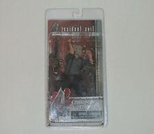 Resident Evil 4 NECA Series 1 Action Figure Chainsaw Ganado New