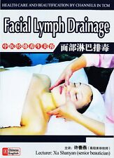 Health Care & Beautification by channels in Tcm - Facial Lymph Drainage Dvd