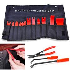 14 Pcs Car Door Dash Panel Trim Tool + Fastener Remover + Clip Pliers Tool Kit