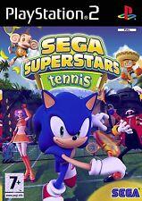 SEGA SUPERSTARS TENNIS           -----   pour PS2
