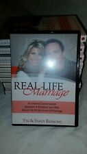 Real Life Marriage 2 - CD set by Tim and Sandy Redmond, Redmond Leadership Inst.