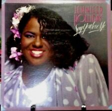 JENNIFER HOLIDAY Say You Love Me Album Released 1985 Vinyl/Record  Collection