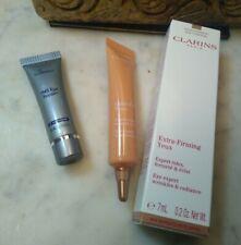 Clarins extra firming yeux eye expert wrinkles radiance 0.2oz + bonus item