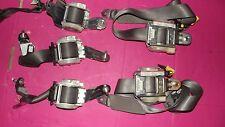 08-12  HONDA Accord Seat Belt Assembly Set  Rear( Left, Center Right) light gray
