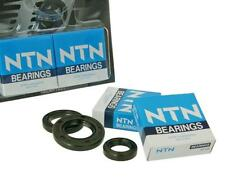 Crankshaft Bearing Kit for Morini Aprilia Derbi Italjet Pegasus Suzuki TGB 50