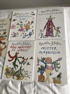 Quentin Blake Book Collection