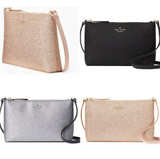 Kate Spade Glitter Purse Joeley Ramey Crossbody Bag WKRU6288