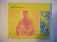 PET SHOP BOYS : SE A VIDA E ( THAT'S THE WAY LIFE IS ) [ CD MAXI PORT GRATUIT ]