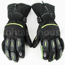 Richa Ladies Waterproof Motorbike / Motorcycle Gloves Size M Vision Black RRP£65