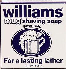 Williams Mug Shaving Soap - 1.75 oz: PACK OF 6