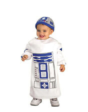 "Star Wars Costume, Kids R2-D2 Outfit,Toddler, Age 1 - 2, HEIGHT 2' 11"" - 3' 4"""