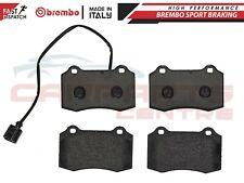 Seat Leon 1P1 1.9 TDI Genuine Allied Nippon Rear Brake Pads Set