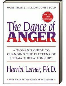 Dance of Anger by Harriet Lerner (Paperback) Changing patterns better life