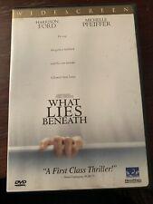 What Lies Beneath (DVD, 2013)