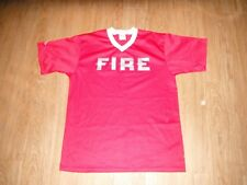 NEW Vintage & Rare Chicago Fire MAJESTIC Jersey Football Soccer Adult Large MLS!