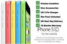Apple iPhone 5c - 16GB - Blue (Unlocked) Smartphone