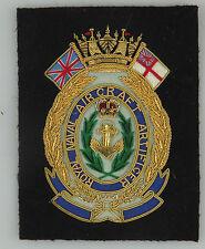 NEW Royal Navy Aircraft Artificer Cloth / Bullion Blazer Badge / Patch