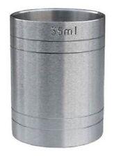 Stainless Steel Thimble Wine Measures 35ml GS Bar Jigger Spirit Shot Measure