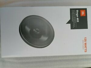 "New JBL Stage 602 6.5"" Coaxial Speakers."