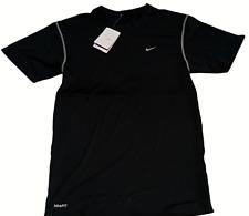 New listing NikeFitDri Mens XXL Athletic Shirt Black By NikePro Performance 2XL (NWT)