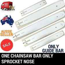 "18"" GUIDE BAR ONLY 325 058 72DL FOR Jonsered CHAINSAW"