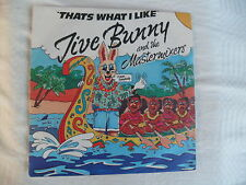 Jive Bunny & Mastermixers - Thats What I Like / Pretty Blue eyes - Music Factory