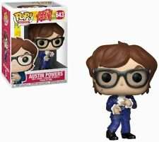 Austin Powers Funko Pop Vinyl Figure Official Mike Myers Collectable - UK Fast