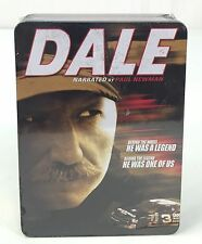 Dale Earnhardt Documentary DVD set (6) - Narrated By Paul Newman New SEALED TIN