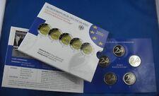 2 Euro Gedenkmünzenset BRD Deutschland 2007 Römische Verträge
