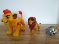 Lion Guard Figures Disney talking lights up kion.