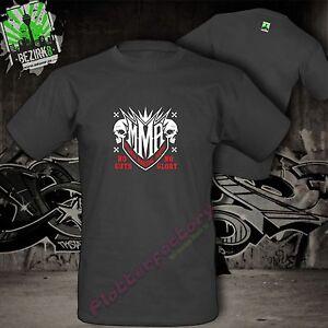 T-Shirt MMA Mixed Martial Arts Kampfsport Fight Ultras Boxing UFC Tee MMA 1