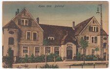 Kleinformat Ansichtskarten vor 1914 mit dem Thema Eisenbahn & Bahnhof