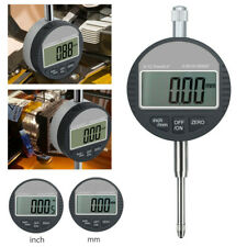 Digital Dial Gauge 001mm 00005 Gauge Probe Measuring Range 127mm 05