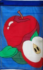 Apple Standard House Flag By NCE #20347