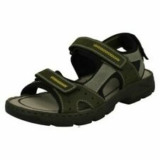 Rieker Mens Casual Strapped Sandals 26157