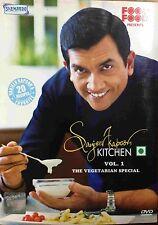 Sanjeev Kapoor`s Kitchen - 20 Veg Indian Recipies DVD ALL/0